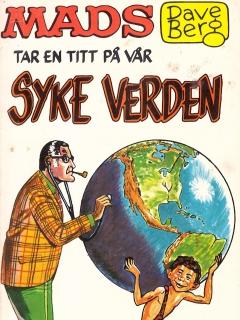 Go to Dave Berg tar en titt på vår syke verden #14 • Norway • 1st Edition - Williams