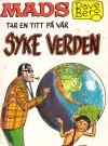 Norwegian MADs Dave Berg Tar En Titt På Vår Syke Verden #14 Original price: 5 kroner