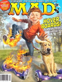 Go to MAD Magazine #497 • Australia
