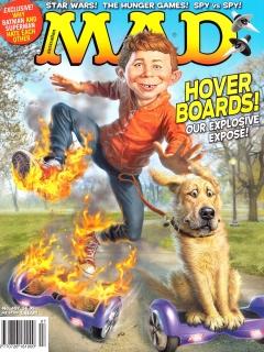 Australian MAD Magazine #497