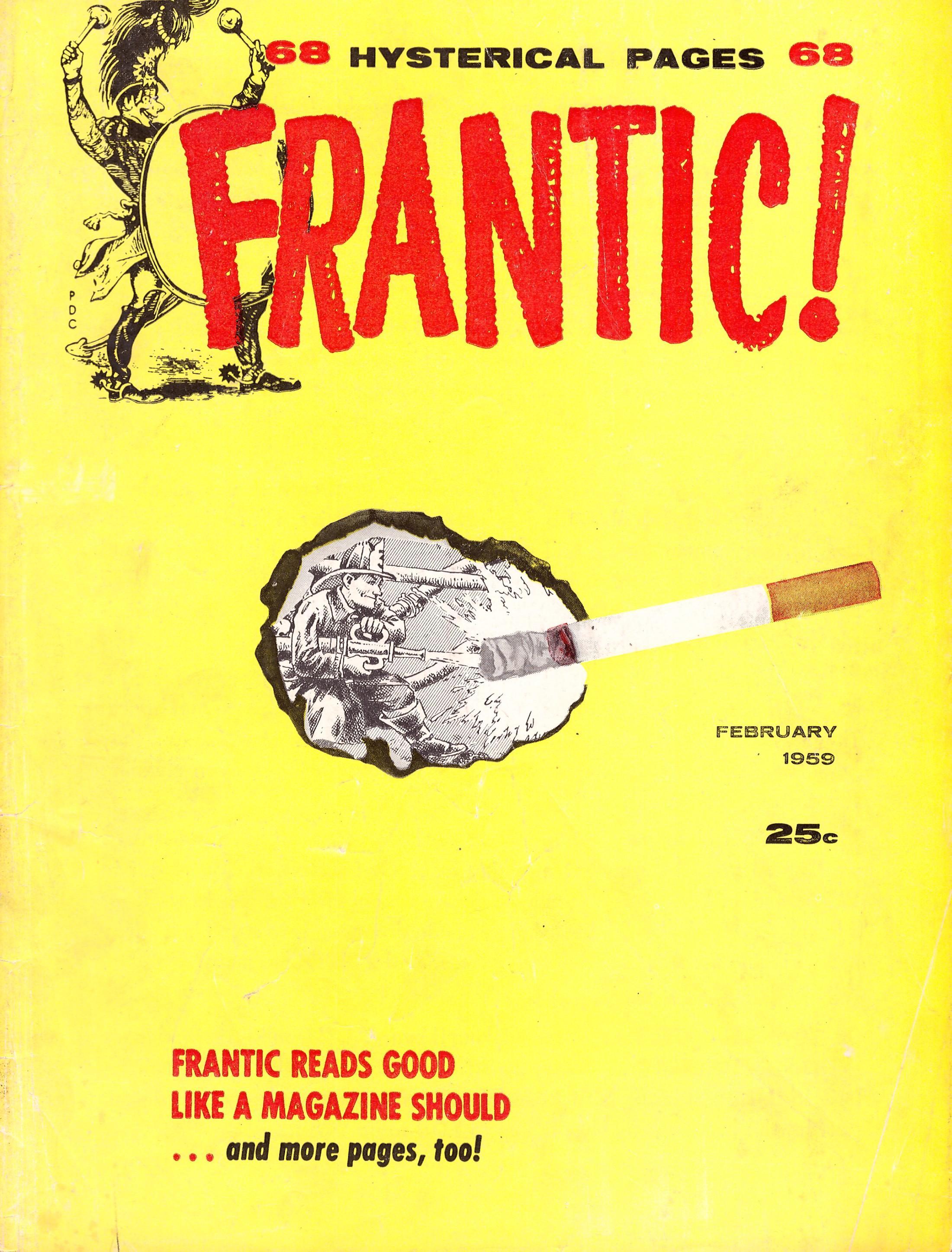 Frantic! #2 • USA