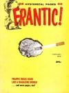 US Frantic! #2 Original price: 25 cent Publication Date: 1st February 1959