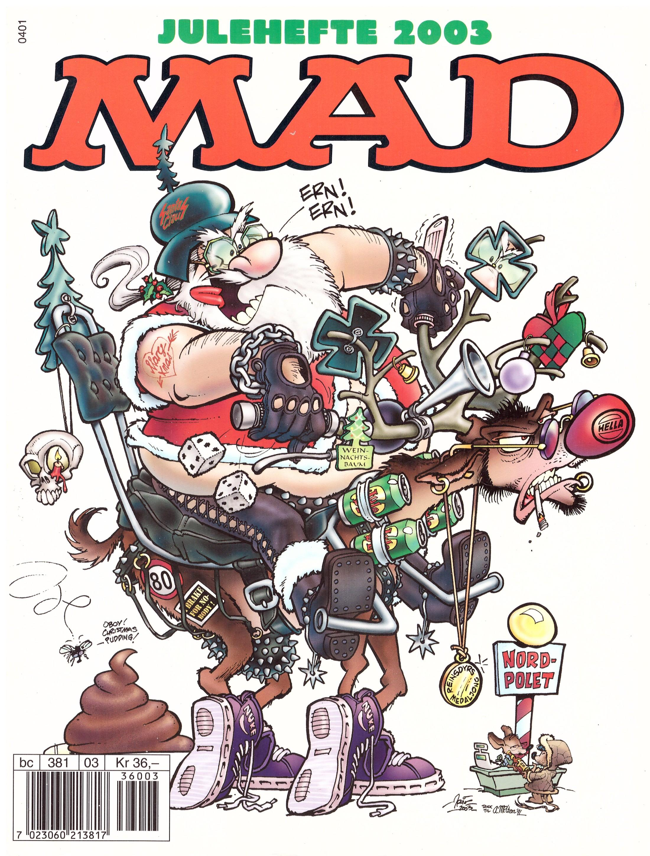 Miscellaneous MAD Specials • Norway • 4th Edition - Egmont
