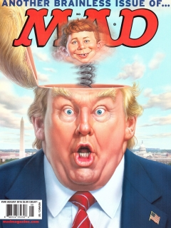 Go to MAD Magazine #540 • USA • 1st Edition - New York