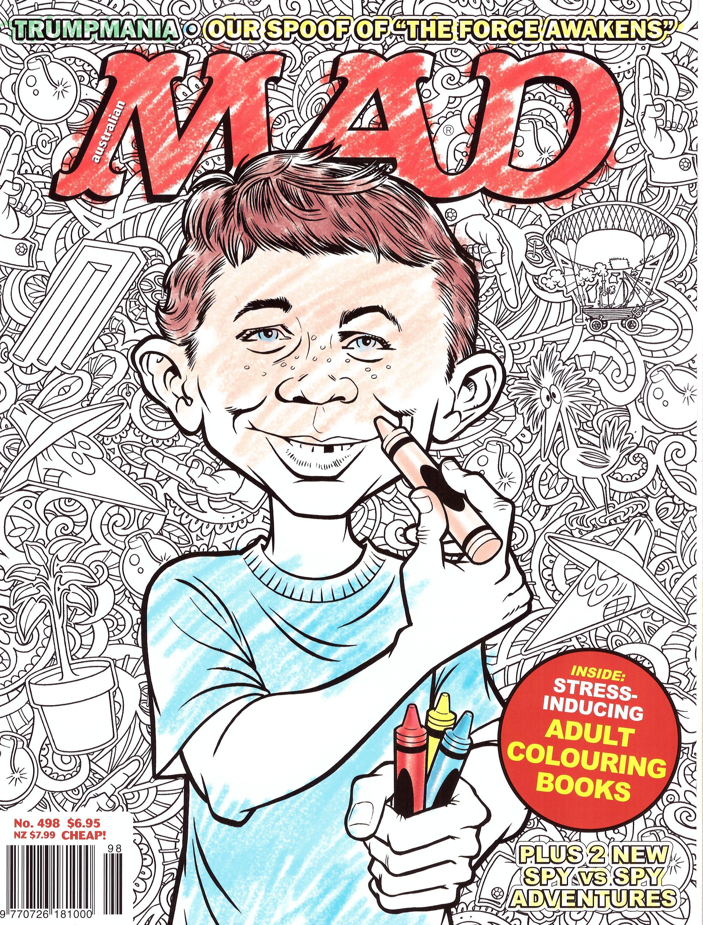 MAD Magazine #498 • Australia