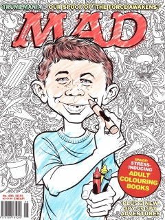 Go to MAD Magazine #498 • Australia