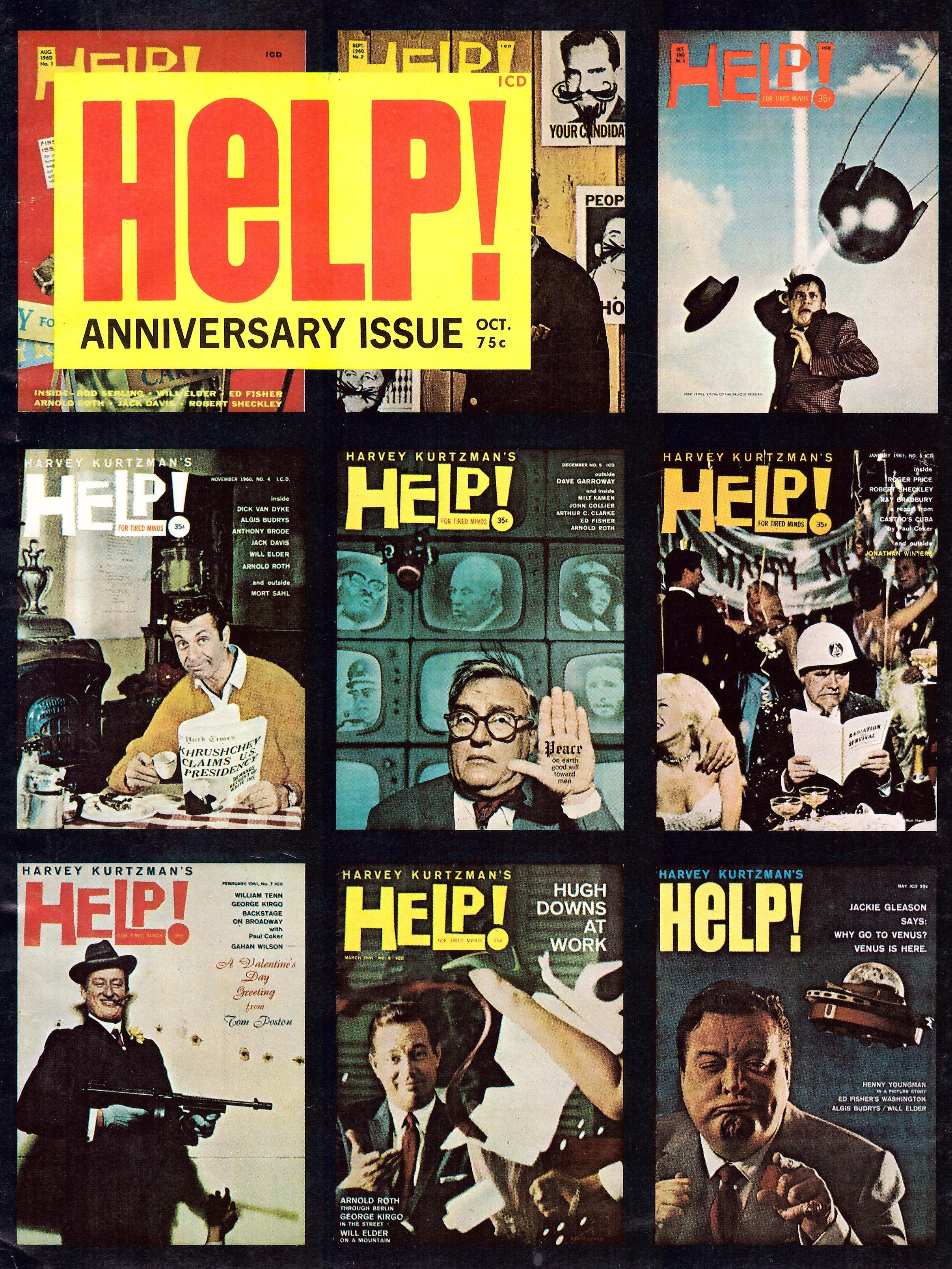 Help! #21 • USA