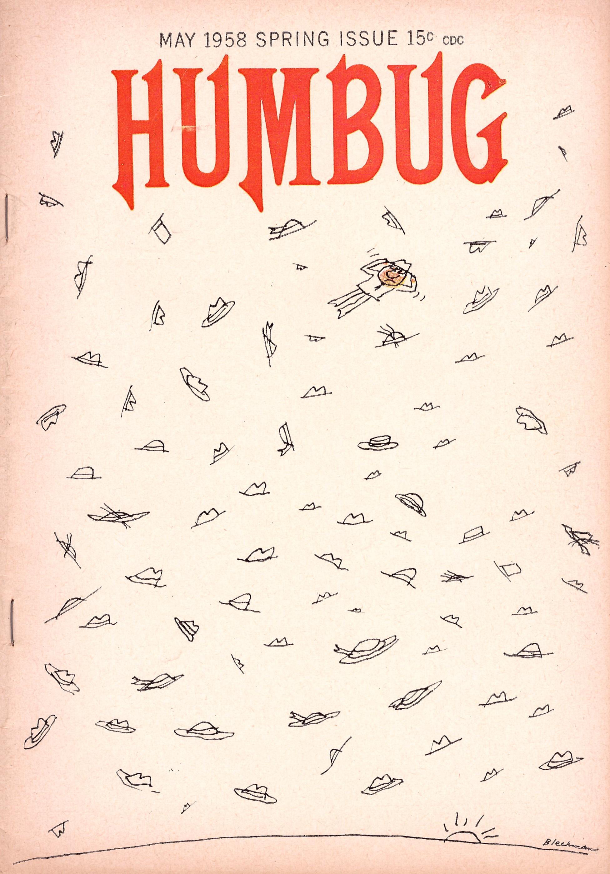 Humbug #9 • USA