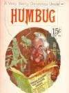 US Humbug #6 Original price: 15 cent Publication Date: 1st January 1958