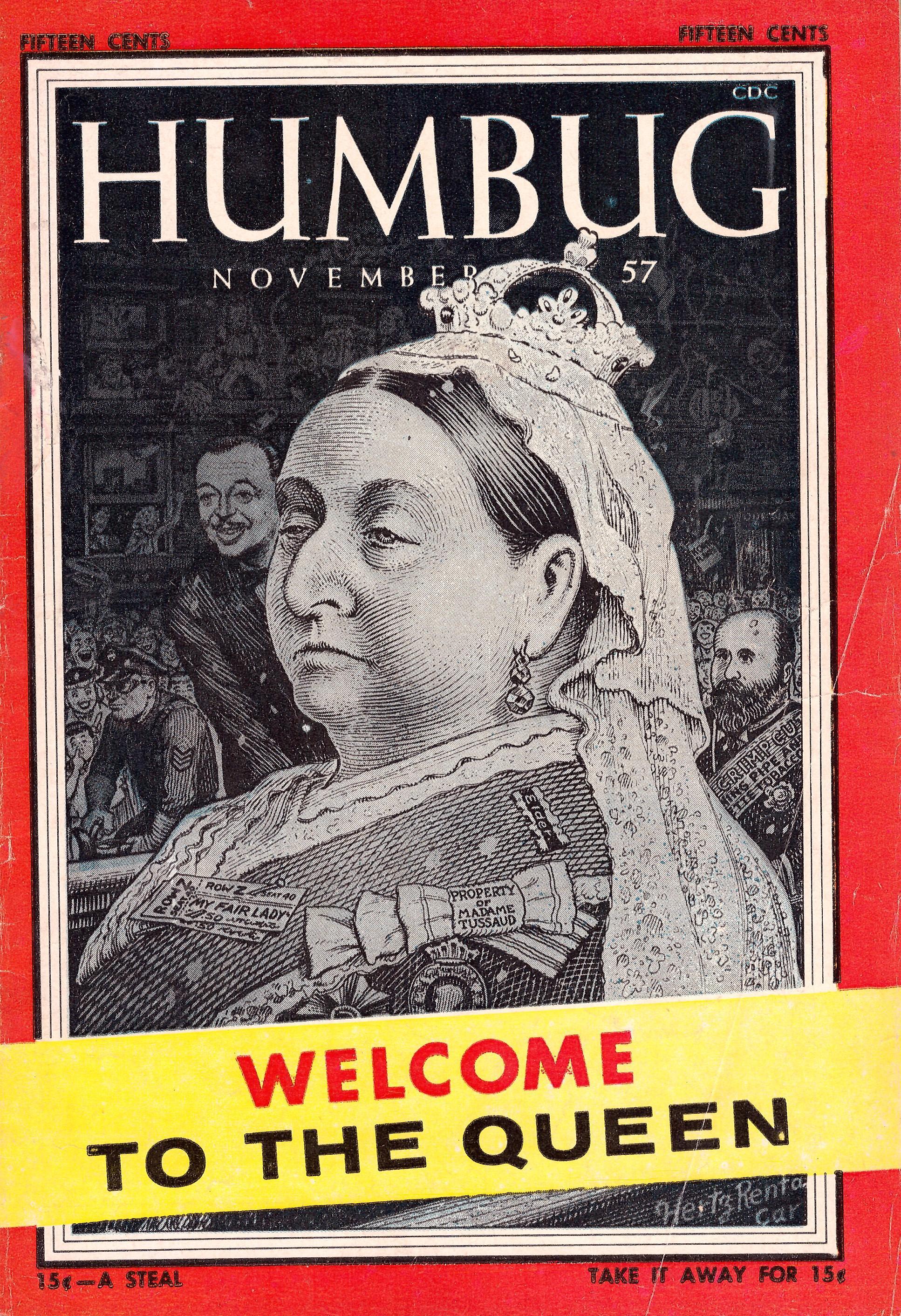 Humbug #4 • USA