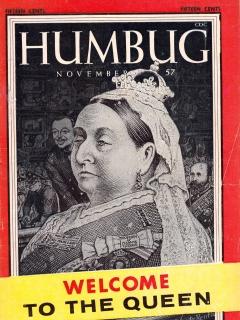 Go to Humbug #4 • USA