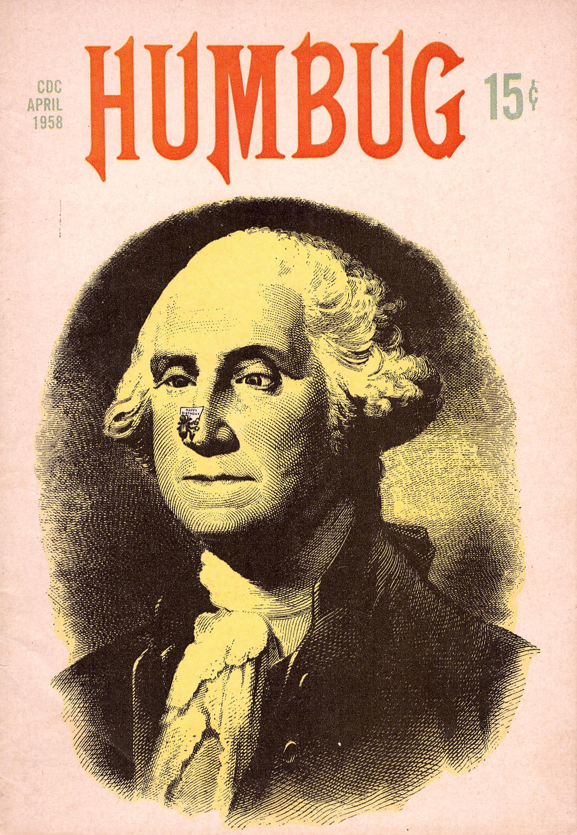 Humbug #8 • USA