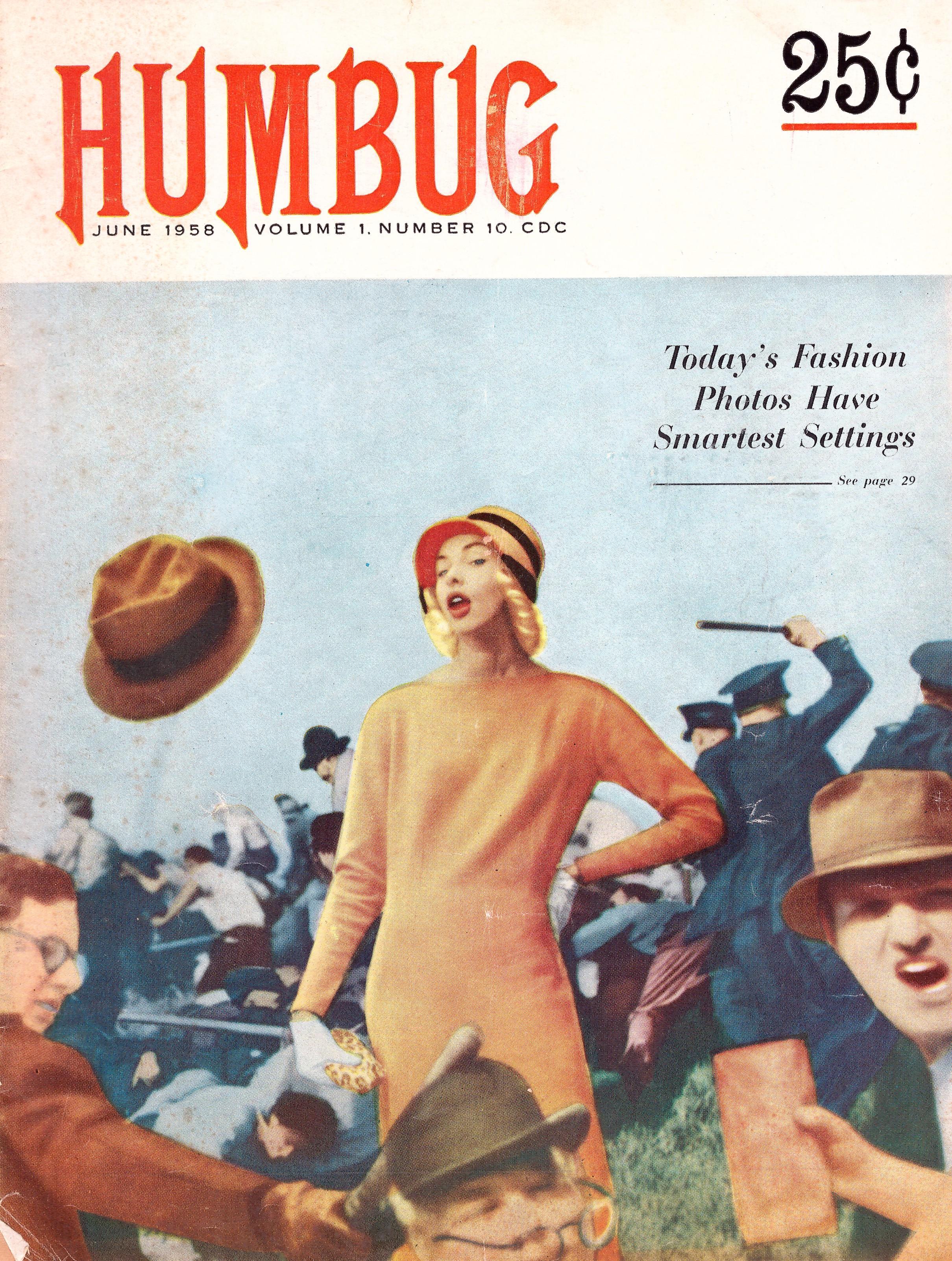 Humbug #10 • USA