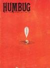 US Humbug #11 Original price: 25 cent Publication Date: 1st October 1958