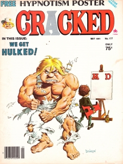 Go to Cracked #177 • USA