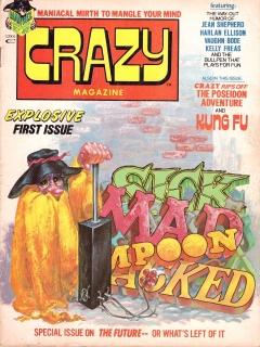 Crazy #1 • USA