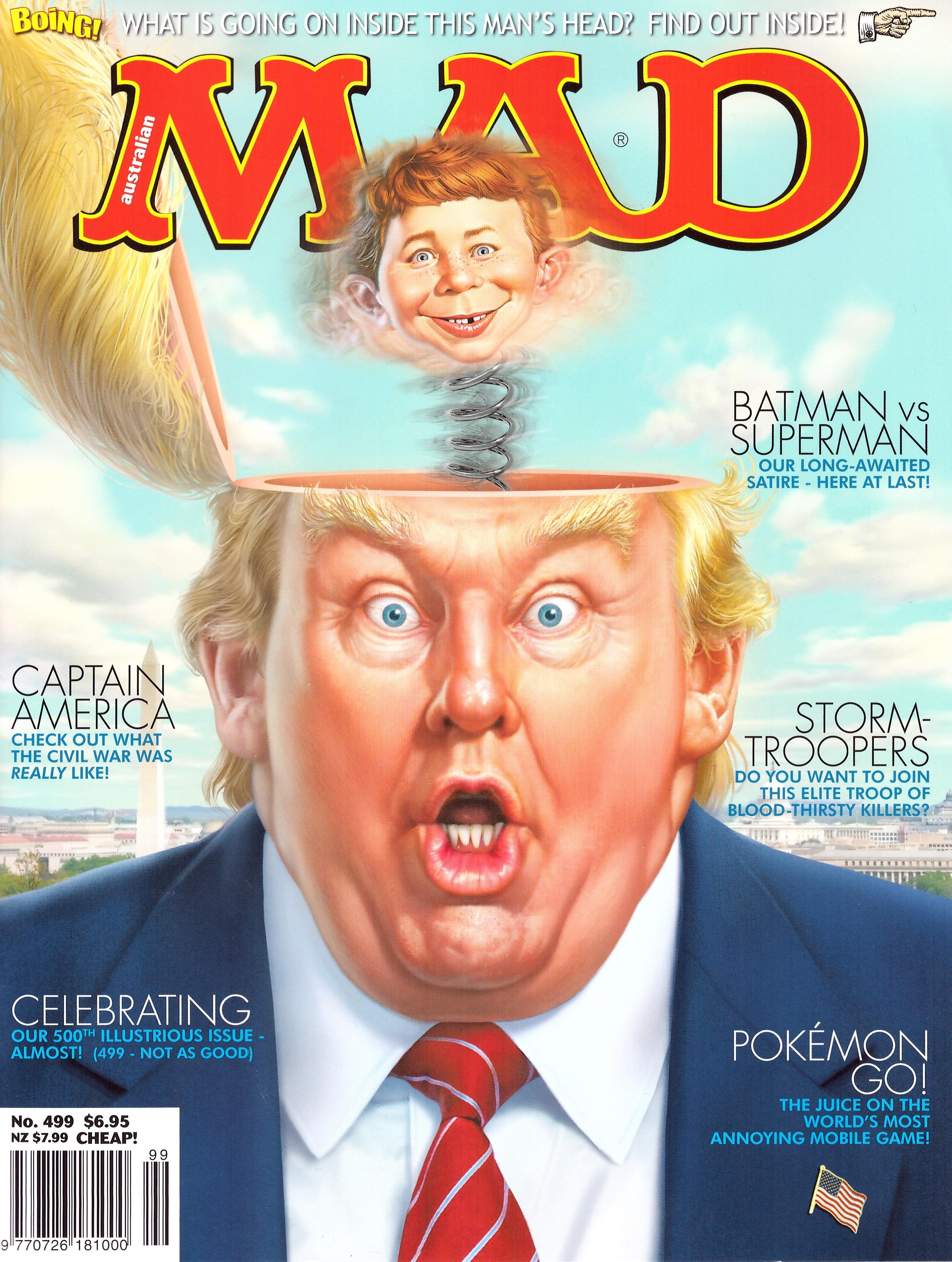 MAD Magazine #499 • Australia