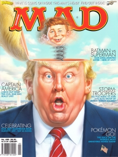 Go to MAD Magazine #499 • Australia