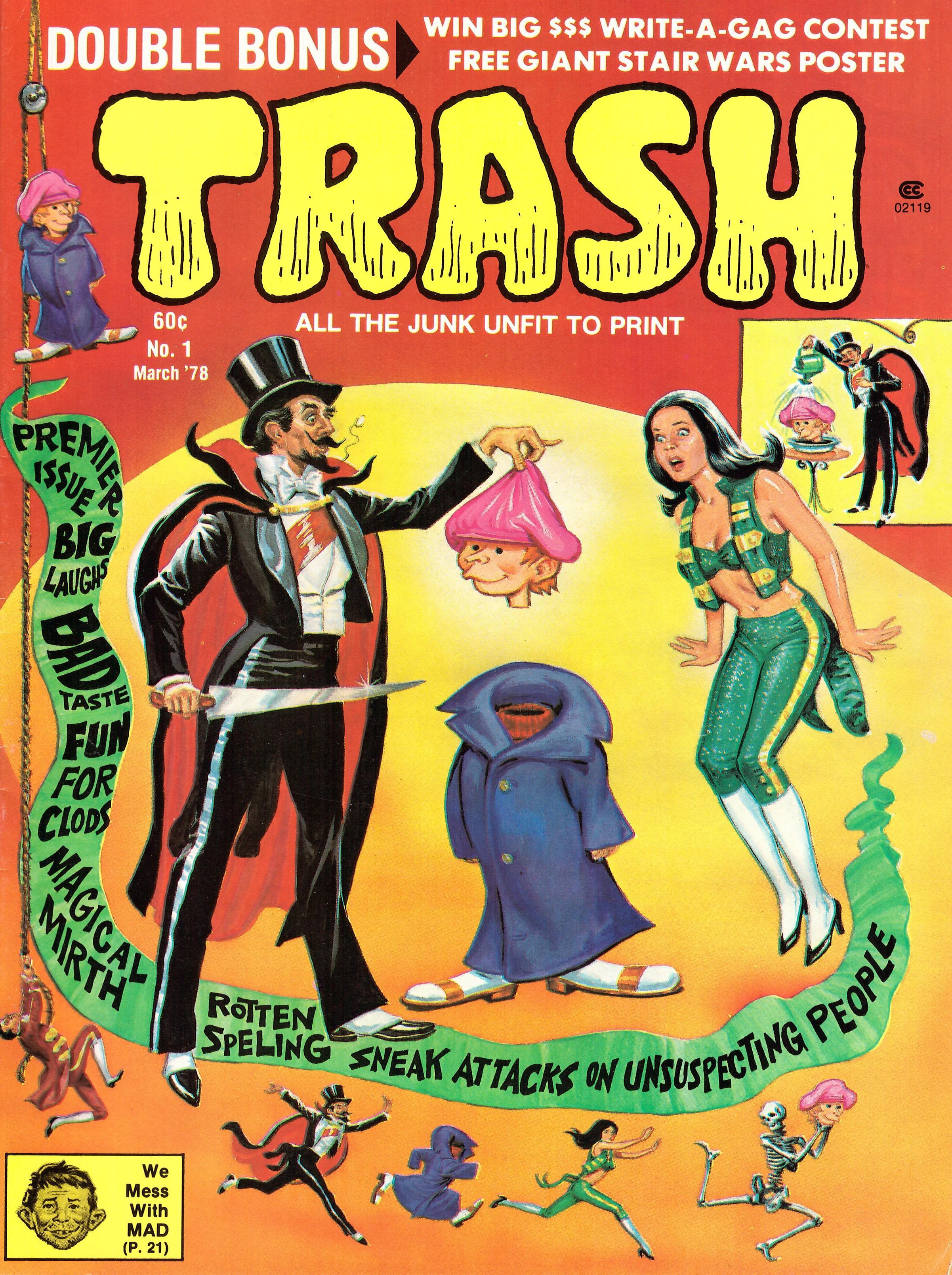 Trash #1 • USA