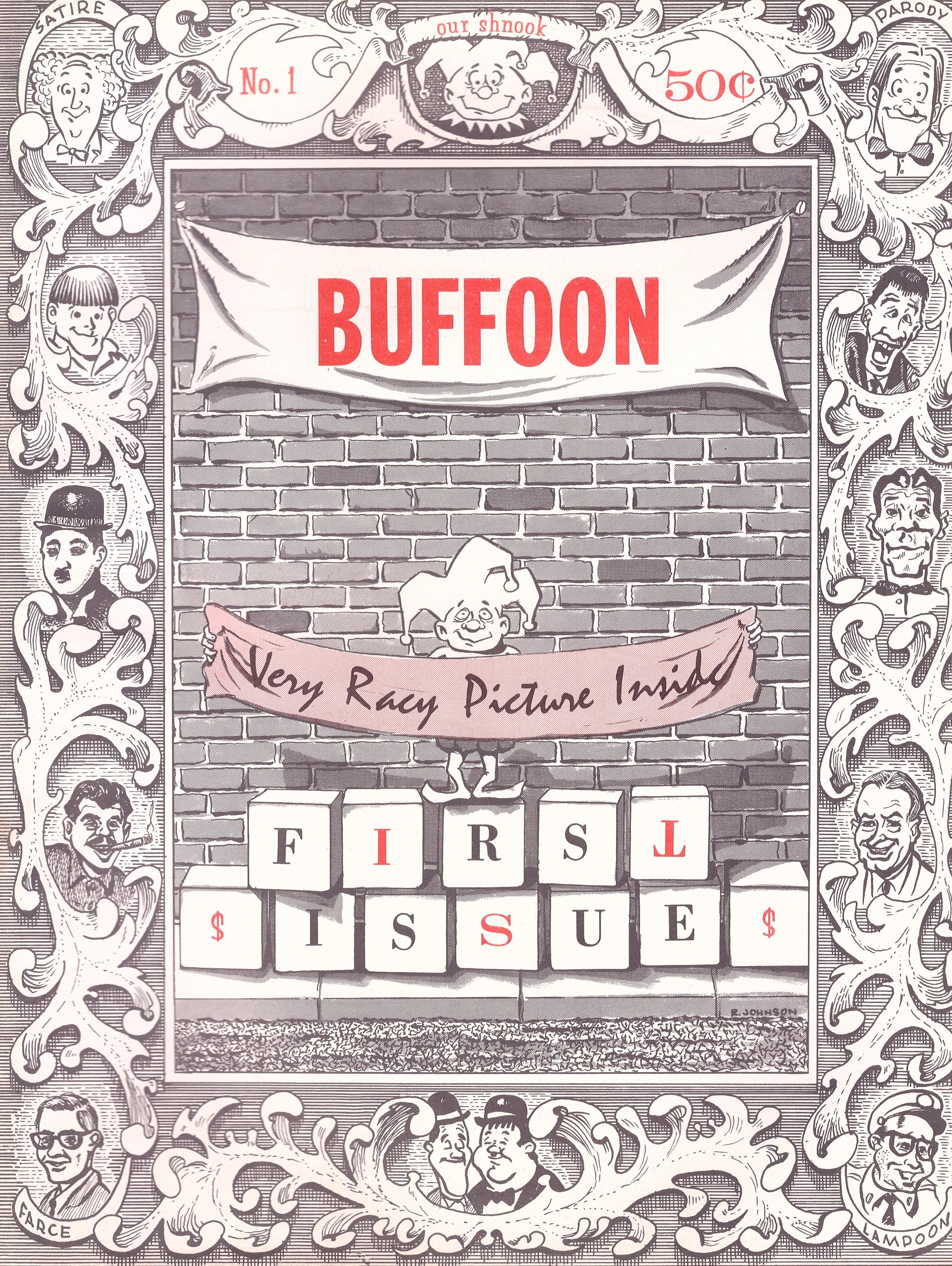 Buffoon #1 • USA