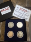 US One Trillion Dollar Coin Collector's Set
