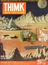 US Thimk #1 Original price: 25c Publication Date: 1st May 1958