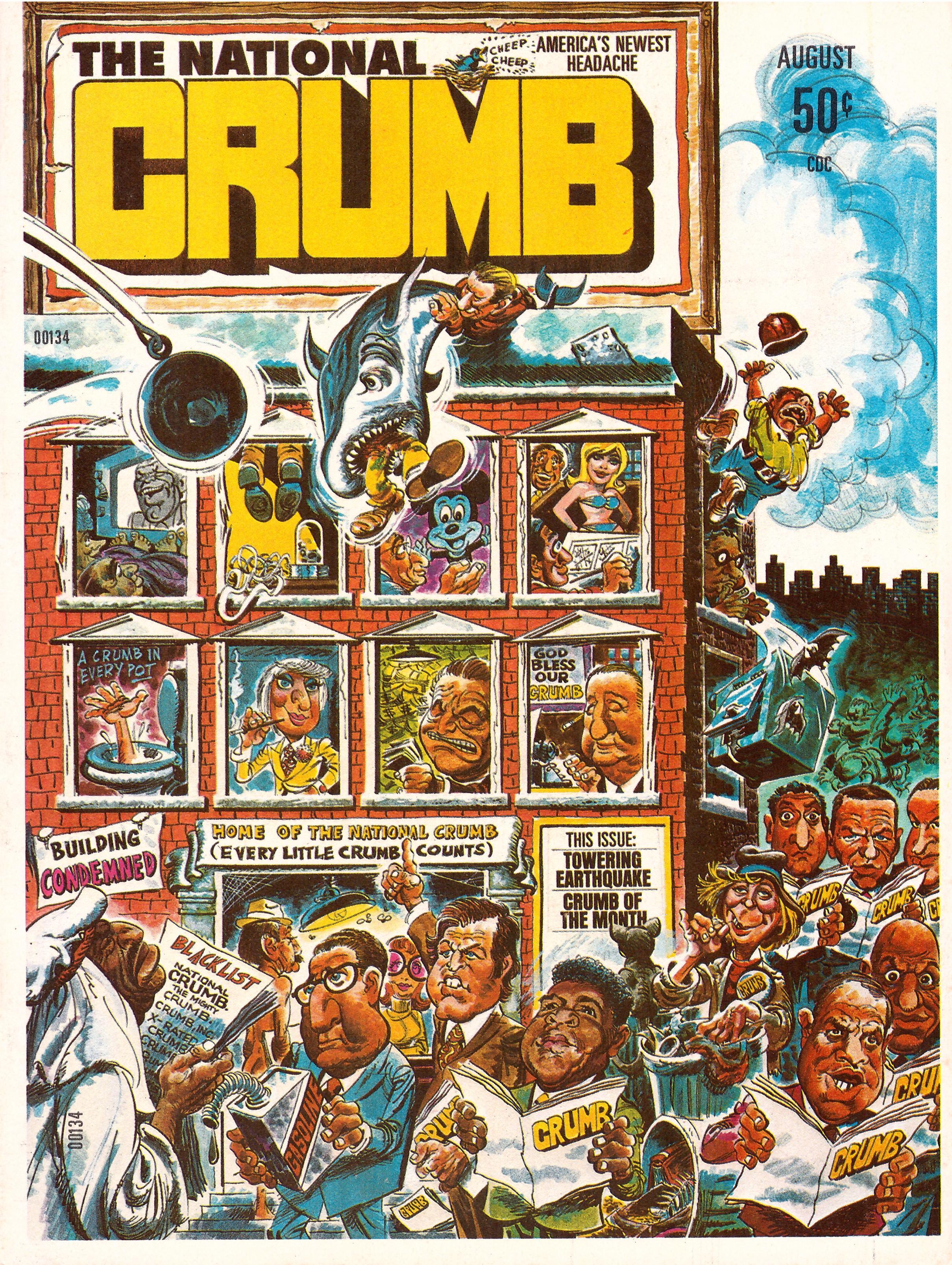 The National Crumb #1 • USA