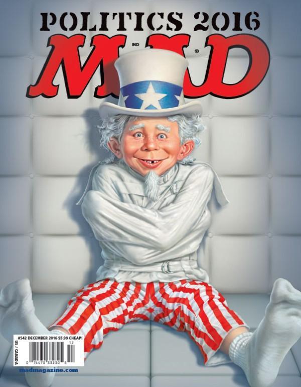 MAD Magazine #542 • USA • 1st Edition - New York