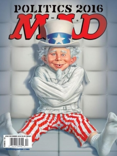 MAD Magazine #542 • USA • 1st Edition - New York