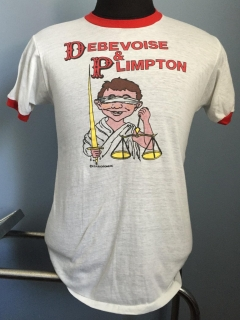 Go to T-Shirt Debevoise & Plimpton Alfred E. Neuman • USA