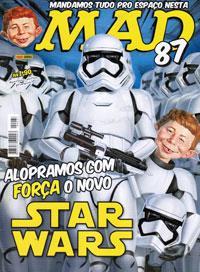 MAD Magazine #87 • Brasil • 4th Edition - Panini
