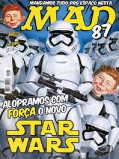 Go to MAD Magazine #87 • Brasil • 4th Edition - Panini