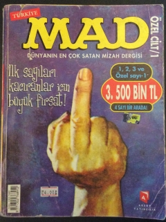 Miscellaneous MAD Specials • Turkey • 1st Edition