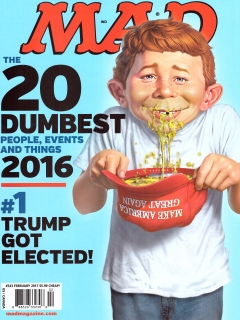 Go to MAD Magazine #543 • USA • 1st Edition - New York