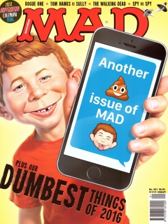 Go to MAD Magazine #501 • Australia