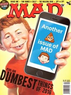 MAD Magazine #501 (Australia)