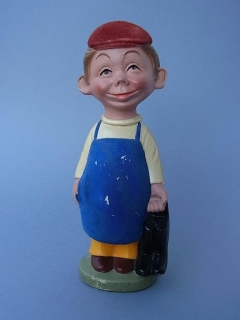 Alfred E. Neuman Shoemaker Boy figure