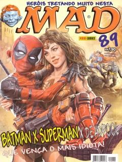 Go to MAD Magazine #89 • Brasil • 4th Edition - Panini