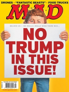 Go to MAD Magazine #544 • USA • 1st Edition - New York