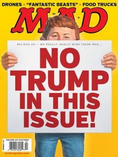 MAD Magazine #544 • USA • 1st Edition - New York