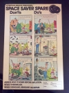 US Don Martin BF Goodrich Service Station Poster Manufactor: BF Goodrich Tires Original price: free