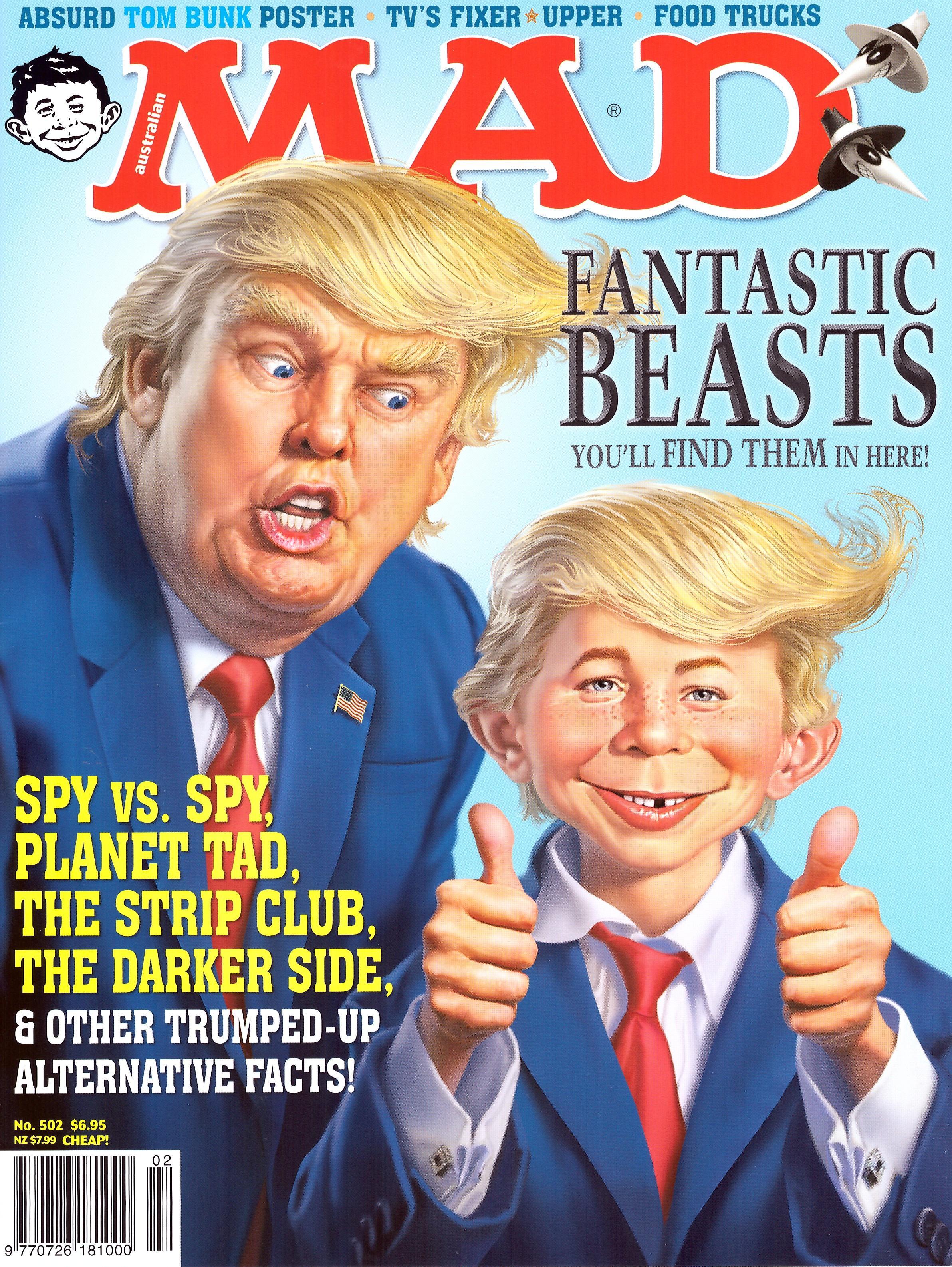 MAD Magazine #502 • Australia