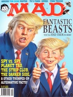 Go to MAD Magazine #502 • Australia