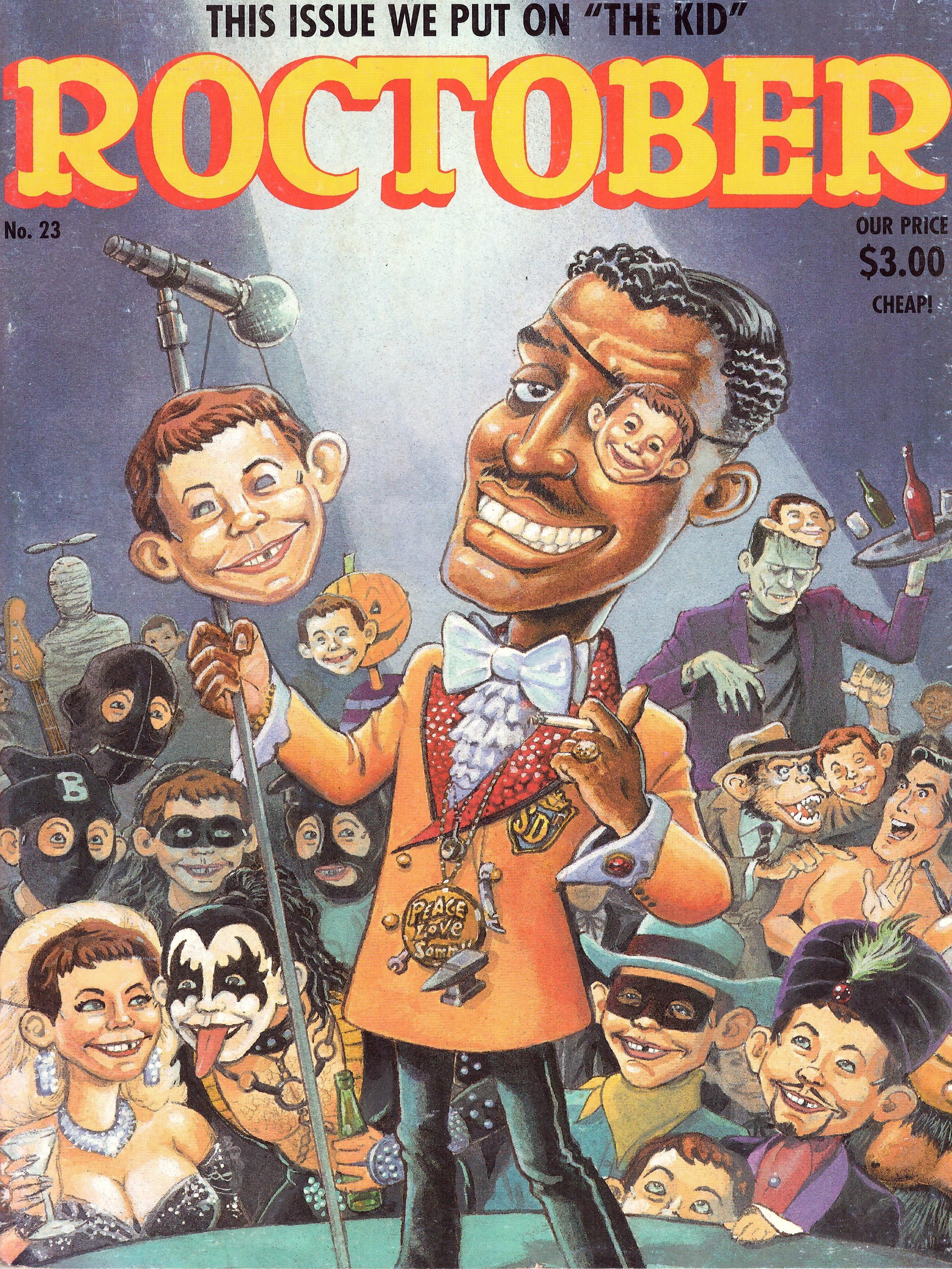 Roctober Magazine #23 • USA