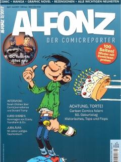 Alfonz - Der Comicreporter 2/2017 #2