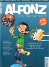 German Alfonz - Der Comicreporter 2/2017 #2 Original price: €7.95 Publication Date: 1st February 2017