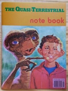 The Quasi-Terrestrial Notebook • Spain