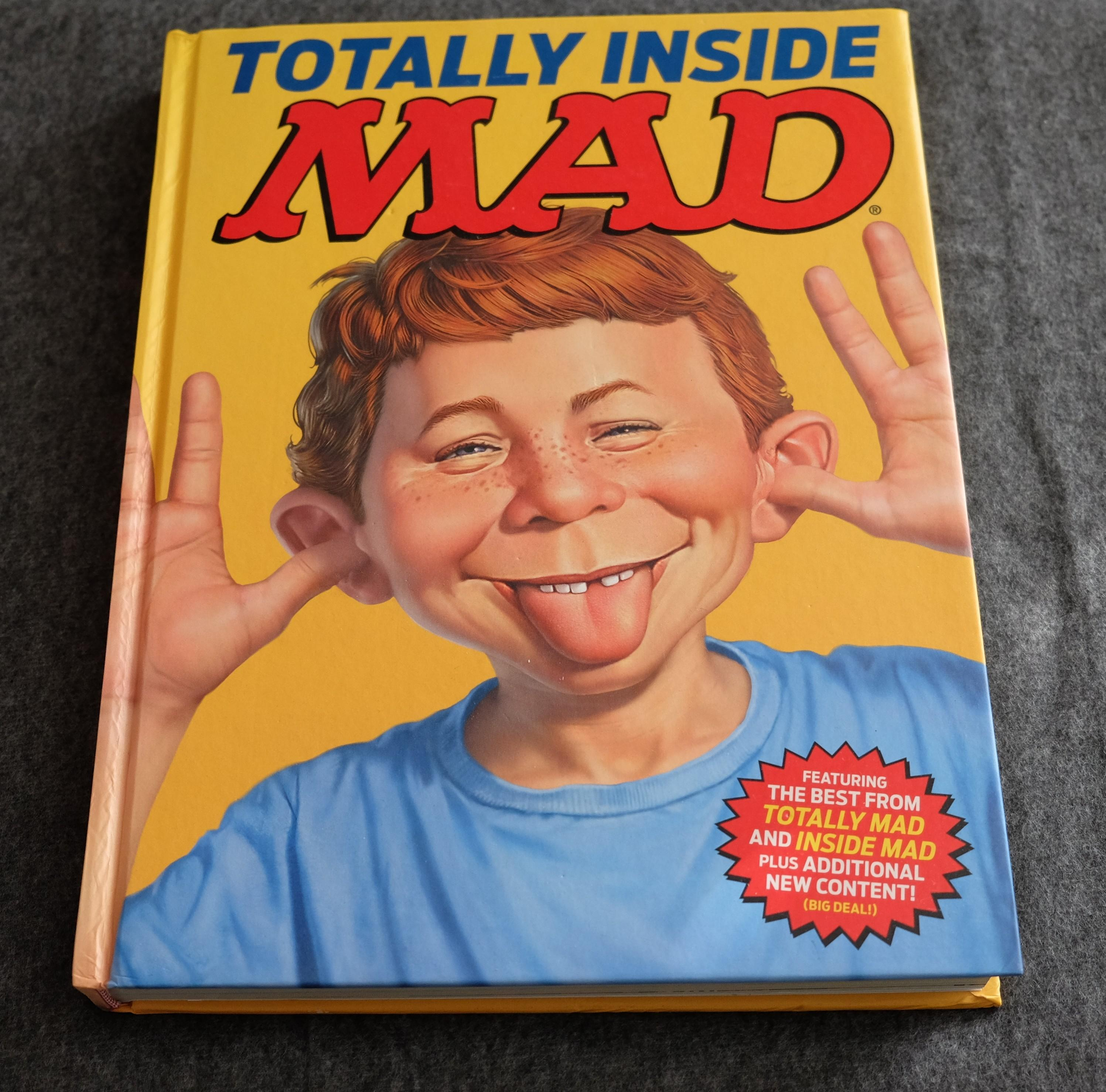 Totally Inside MAD • USA • 1st Edition - New York