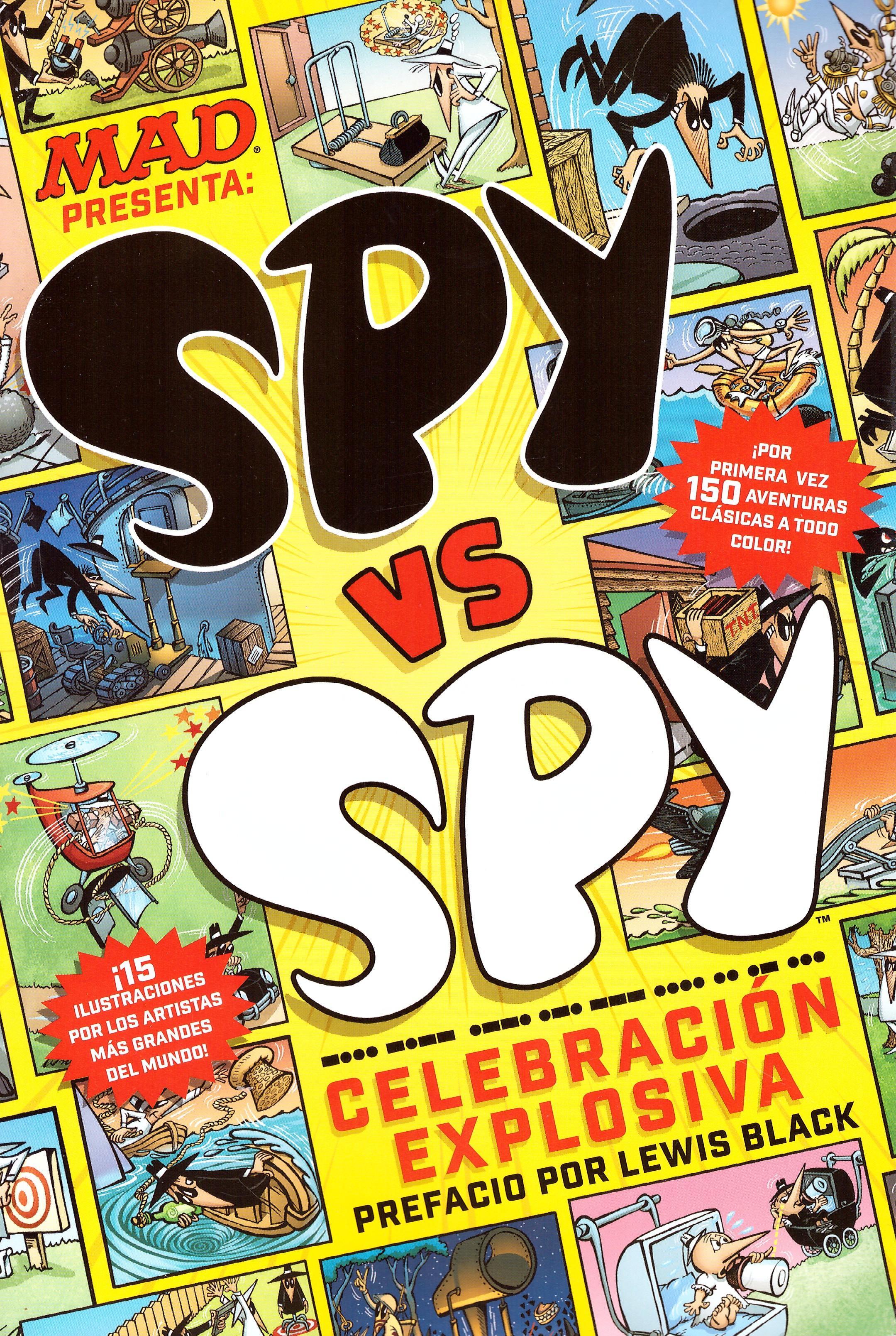 MAD presenta: Spy vs Spy - Celebración Explosiva • Mexico