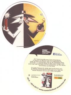Go to Spy vs Spy Beer Coasters • Germany